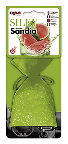 Rolmovil, 11684 Ambientador Silky RM, Verde Sandia