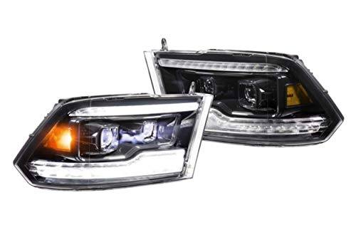 Morimoto XB Plug & Play LED Headlight Assembly Compatible with 2009-2018 Dodge Ram 1500 2500 3500 Review