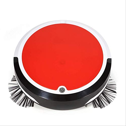 New Automatic Vacuum Cleaner Electric Robot Mopping Sweeping Suction Cordless Auto Dust Sweeper Mach...