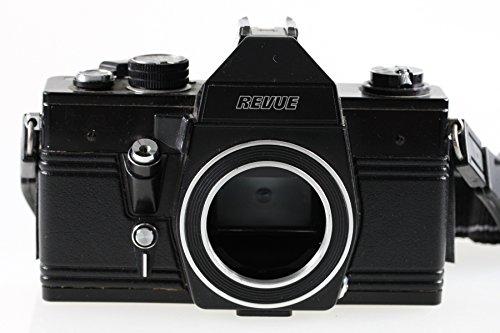 Revue ML SLR-Kamera Gehäuse Body Spiegelreflexkamera