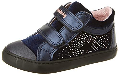 Zapatillas Lona Niña Pablosky Azul 964620 20