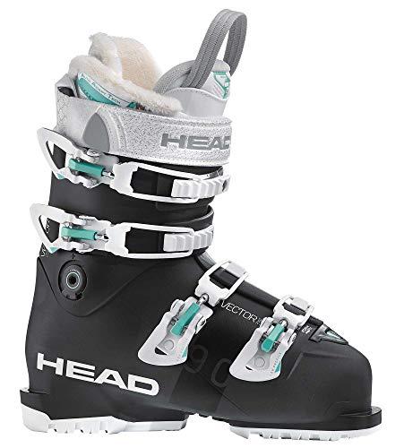 HEAD Vector 90 RS W - Zapatillas de esquí para mujer (talla 36), color negro