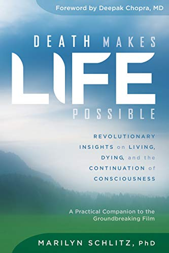 Death Makes Life Possible: Revolutionary Insights on Living, Dying, and the Continuation of Consciousness