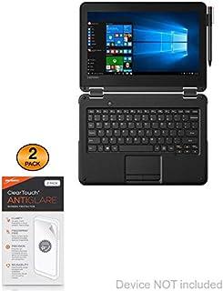 Película protetora de tela Lenovo 300e Chromebook (11,6 polegadas), BoxWave® [ClearTouch antirreflexo (pacote com 2)] Pelí...