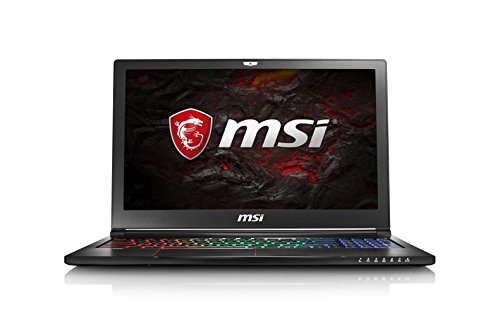 MSI GS63 7RE(Stealth Pro)-052IT Notebook da Gaming, Display...