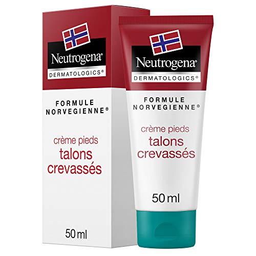 Neutrogena - Crema De Pies Talones Agrietados, 1 unidad, 50 ml