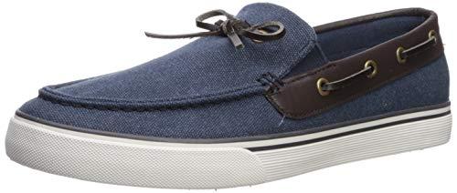 Nautica Men's Baisden Shoe, Navy, 10 Medium US