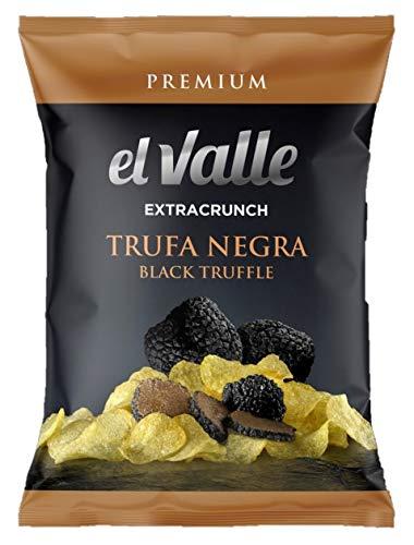 EL VALLE黒トリュフポテトチップス45g