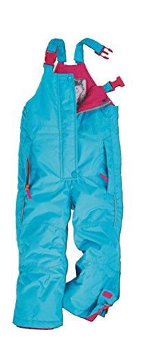 Skibroek voor meisjes, meisjes, peuters, sneeuwbroek, blauw, maat naar keuze