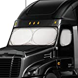 EcoNour Semi-Truck Sun Shade for Windshield and...