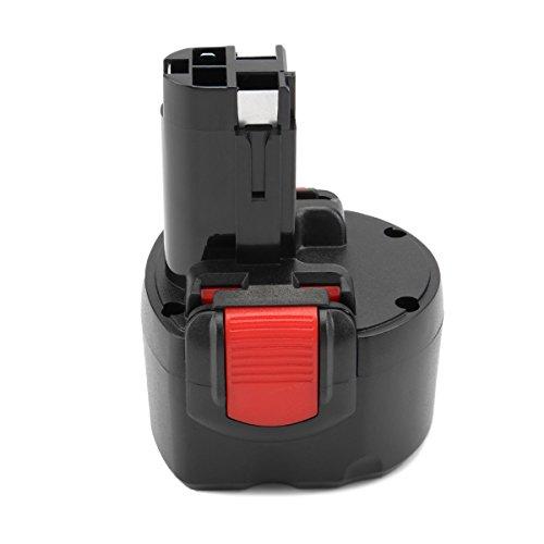 Joiry 9.6V 3.5Ah Ni-MH Ersatzakku für Bosch PSR 960 BAT048 BAT100 BAT119 2607335272 2607335461 Gsr 9.6VE-2 PSR 9.6VE-2 PSR960 23609 32609-RT