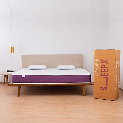 SleepX Ortho Memory foam Mattress