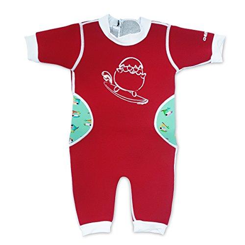 Cheekaaboo Warmiebabes Baby Swimsuit