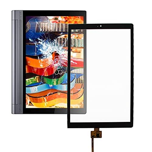 HUANGCAIXIA Panel táctil del teléfono para Lenovo Yoga Tab 3 Pro 10 YT3-X90F Panel táctil Piezas de Repuesto del teléfono
