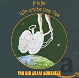 Van der Graaf Generator: H to He, Who Am the Only One (Audio CD (Remastered))