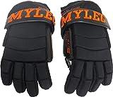 "Best Hockey Gloves - Mylec MK5 Player Gloves - Black/Orange 13"", Model Review"