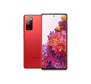 SAMSUNG Galaxy S20 FE 5G Factory Unlocked Android Cell Phone 128GB US Version Smartphone Pro-Grade Camera 30X Space Zoom Night Mode, Cloud Red (B08FYV84JT) | Amazon price tracker / tracking, Amazon price history charts, Amazon price watches, Amazon price drop alerts