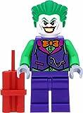 LEGO Super Heroes Batman - Figura de Joker con pajarita naranja y brazos verdes