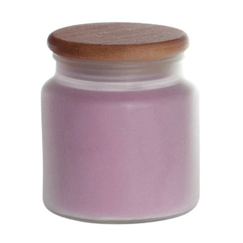 Strong Scented Candles Using Innovative Fragrance Technology. Authentic Lilac Soy Candle 16oz by Pure Integrity