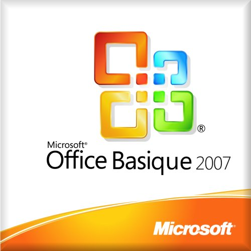 Microsoft Office Basique 2007 OEM + Office Pro 2007 OEM (version d'valuation) - pack de 1, 1 poste (licence uniquement, pas de CD-Rom)
