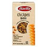 Barilla Chickpea Pasta, Gluten Free Pasta, Rotini, 8.8 Ounce (Pack of 10)