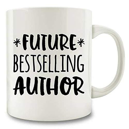 Kaffeetasse mit zukünftigem Bestseller.