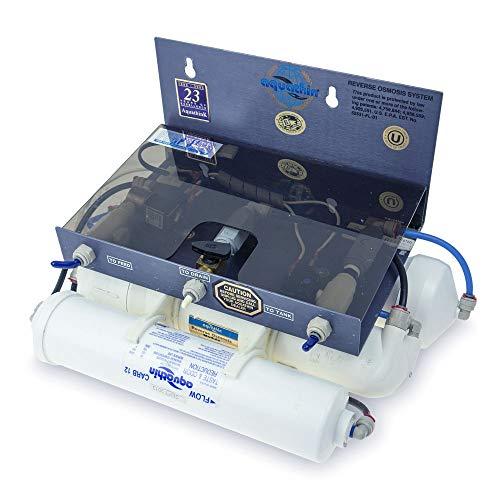 Sistema de purificación de agua RODI - Enjuague manual