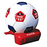 Coca-Cola CCSB5 5 Can Soccer Ball Designed Thermoelectric Cooler for Food, Beverages, Home, Office, Dorm, Car and Boat