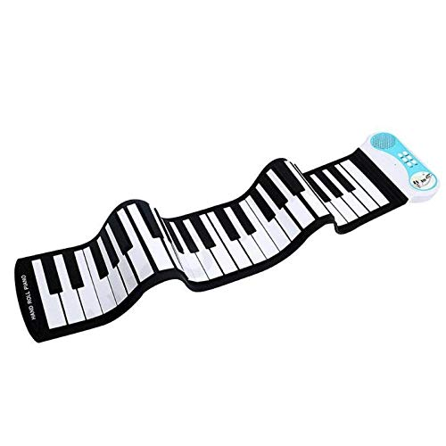 Learn More About Saalising Key Hand roll Piano with Horn Portable and Can be Rolled up Piano Beginne...