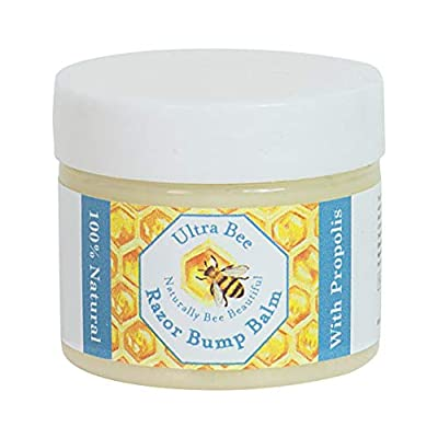 Natural Aftershave Razor Bump Balm with Tea Tree 50ml