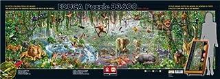 Educa - 16066 - Puzzle Classique - Vie Sauvage - 33600 Pièces