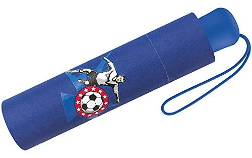 Scout Kinder-Taschenschirm reflektierend - Fussballstar