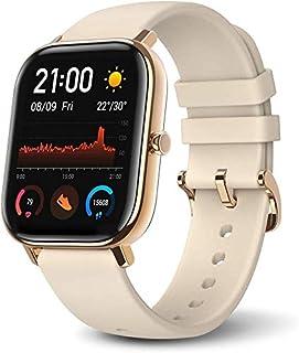 Amazfit GTS Smartwatch with 14-Day Battery Life,1.65 Inch AMOLED Display, Customizable Widgets, Slim Metal Body, 5 ATM Wat...