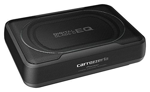 Pioneer carrozzeria 20cm x 13cm Powered Subwoofer TS-WX130DA 【Japan Domestic Echte producten】