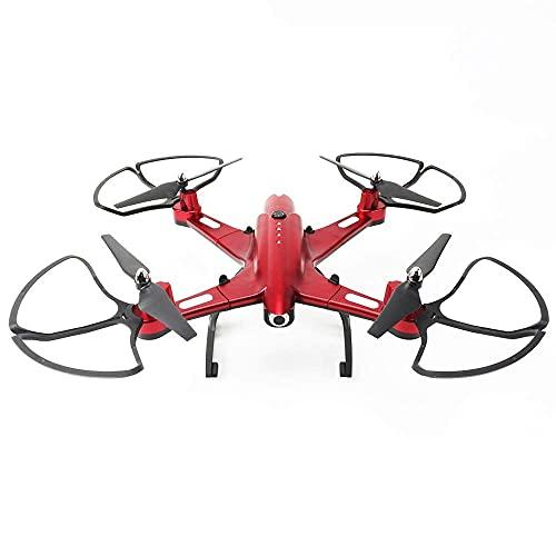 Telecamera WiFi FPV HD, Miglior Drone per Principianti con Mantenimento Dell'Altitudine, Batteria Modulare, Funzione Hover, Capovolgimenti 3D, modalità Senza Testa, Funzionamento con Un Tasto, Adatto