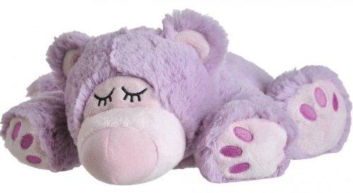 Warmies Sleepy Bear lila mit Inlett
