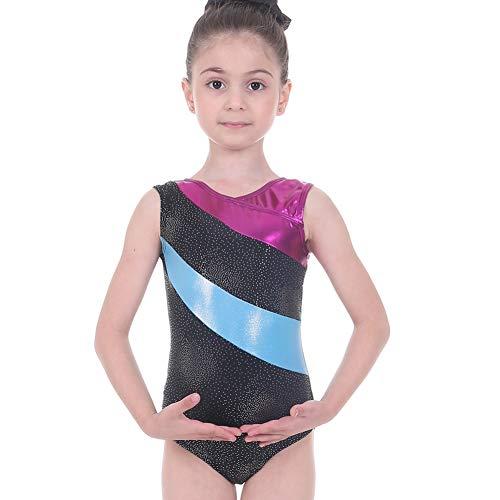 Gyratedream 3-14 Jahre Mädchen Trikot Für Gymnastikballett