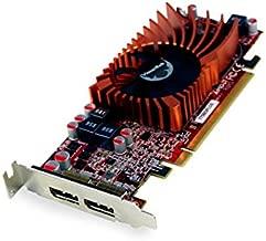 VisionTek Radeon 7750 2GB GDDR5 SFF Graphics Card, 4k 2 DisplayPort 1.2, PCIe, 7.1 Surround Sound, Included Full-Height Bracket (900942)
