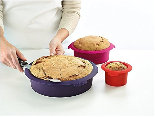 Lekue Surprise Tiered Cake Kit