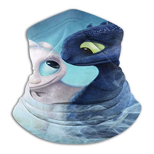Ives Jean Braga elástica para el cuello de microfibra para hombres y mujeres, para la cara, elástica, para la mitad del tubo, bandana para la cabeza