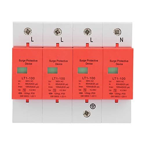 Regleta con 4 puertos USB de 3,4 A para viajes en casa, oficina en casa, montaje en pared, cable de extensión de 1,6 m, sin sobretensión.