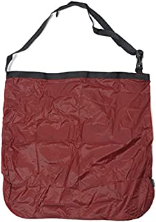 FAIRWEATHER(フェアウェザー) packable sacoche burgundy