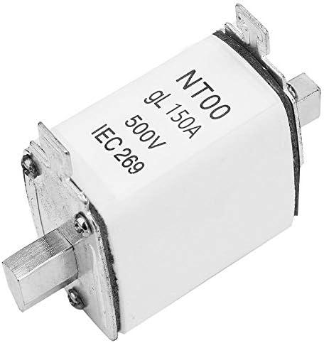 NT00 RT16-00 Eslab/ón fusible cer/ámico de contacto de cuchilla 500V 25-150A 25A