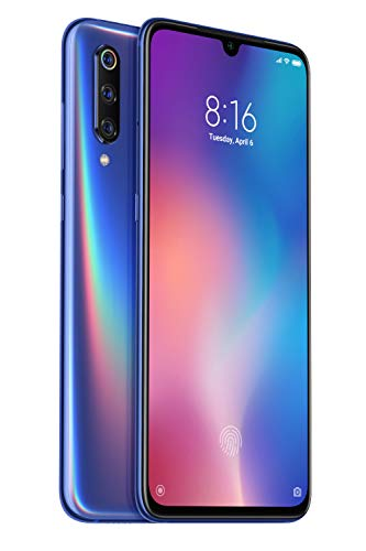Xiaomi Mi 9 SE Dual Sim 128GB 6GB RAM, Full UK Warranty- Ocean Blue