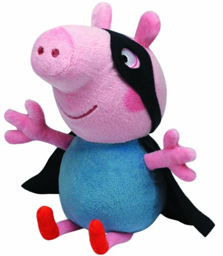 Peppa Large - George Superheld, 25cm