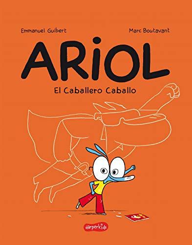 Ariol. El caballero Caballo (HARPERKIDS)