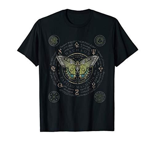 Altes Wissenschafts-T-Shirt, Schmetterlings-Studien-T-Shirt,