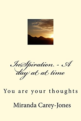 InSpiration - A day at at time (English Edition)