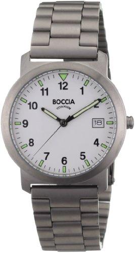 Boccia -   Herrenuhr Analog