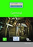 Germinal - Livre + CD MP3 (Lectures clé en français facile)